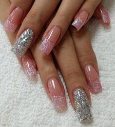 Acrylic nails love it!!!!!!!