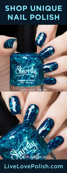 Shop unique glitter nail polish on Live Love Polish! Free shipping on qualified orders :)