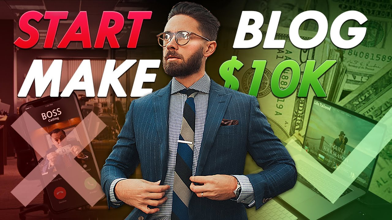 BLUEHOST [2019] How to Start a Blog & Make Money Blogging
