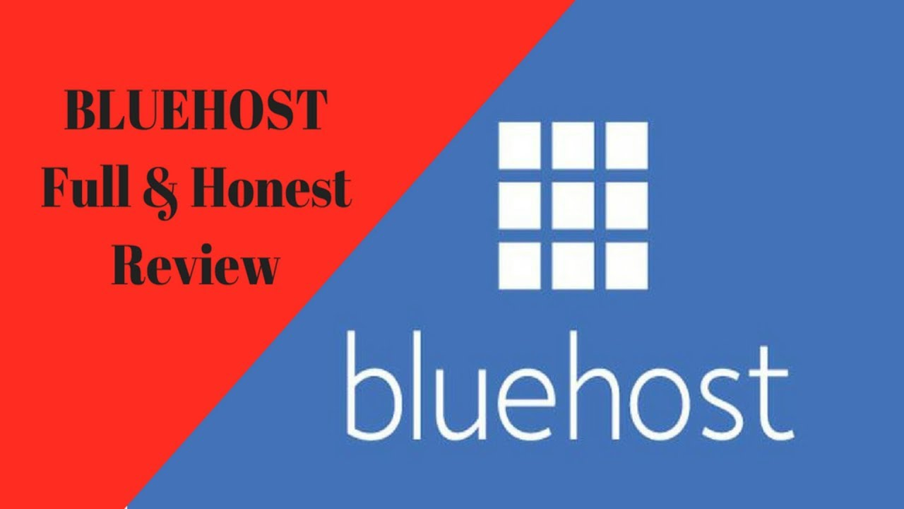 Bluehost Review-Honest look at Pros, Cons, Cost & All the Features