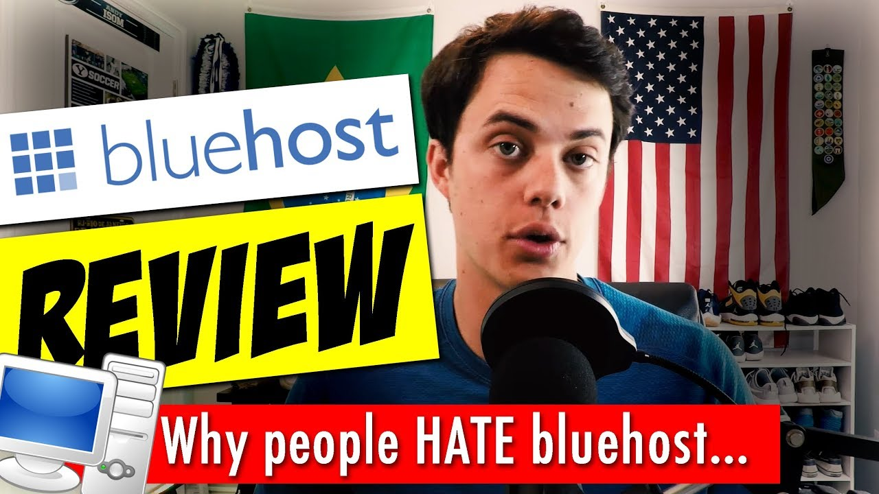 Bluehost Review - The REAL reason people HATE Bluehost!