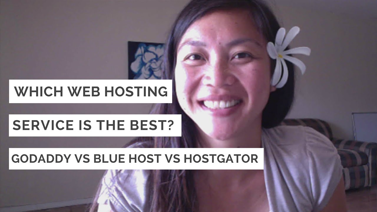 Which Web Hosting Service Is The Best? GoDaddy vs BlueHost vs Hostgator | Stacia Kennedy