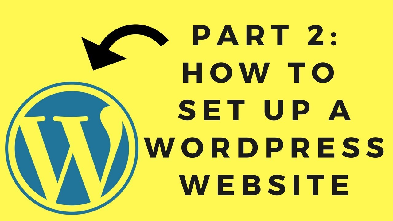 Wordpress Website - Step 2: Point DNS nameservers and assign domain to bluehost (or webhost)