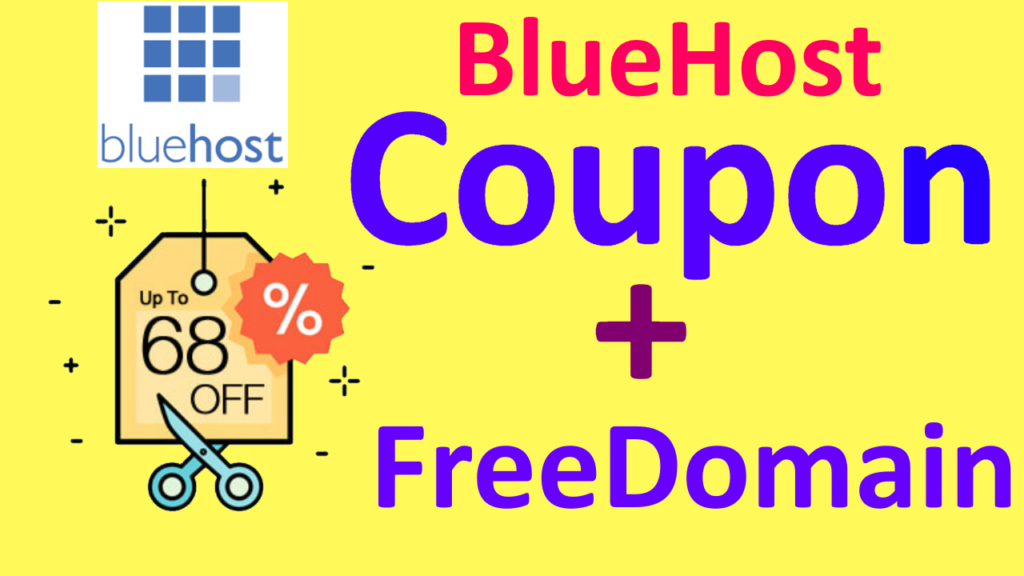 bluehost discount promo coupon