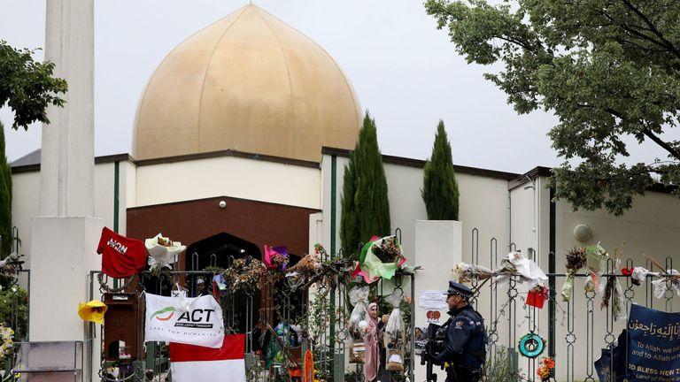 Prosecutors claim Mark Domingo, who converted to Islam, wanted revenge for the New Zealand mosque attacks