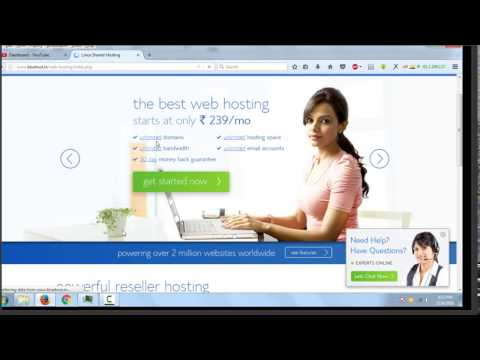 Hindi - Buy Free Domain From Bluehost