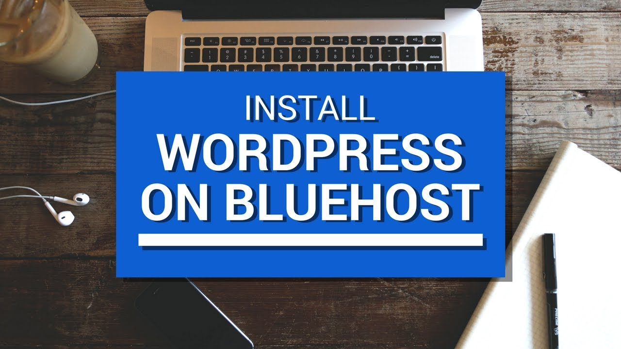 How To Install WordPress on Bluehost. You won't believe how easy it is!