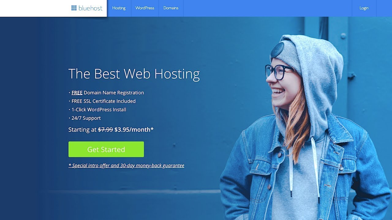 How to Install WordPress on BlueHost (2019)