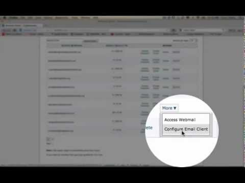 How to Setup Email Accounts with Bluehost