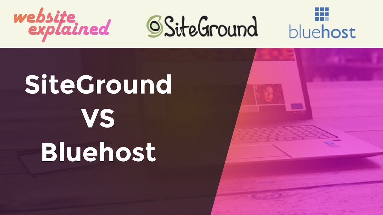 SiteGround VS Bluehost Review 2019 - Which Is Best For WordPress [Special Offer Included]