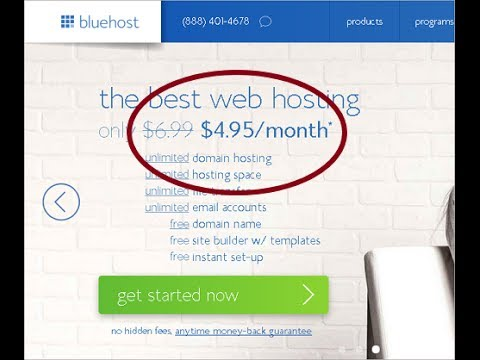BlueHost Affiliate Program - Everything You Need To Know