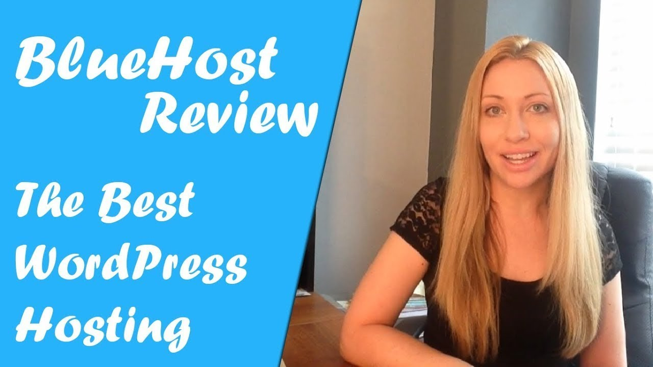 Bluehost Review 2019│How To Create A Page In WordPress!