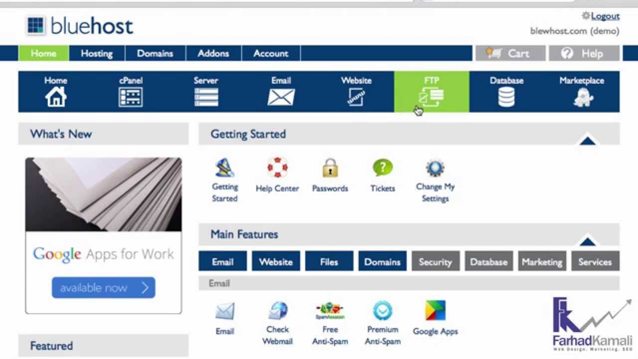 Bluehost Review - My Top 10 Web Hosting Site - Bluehost Reviews