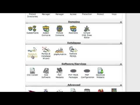 Bluehost Tutorial - How to Move a Site to a New Host Using cPanel