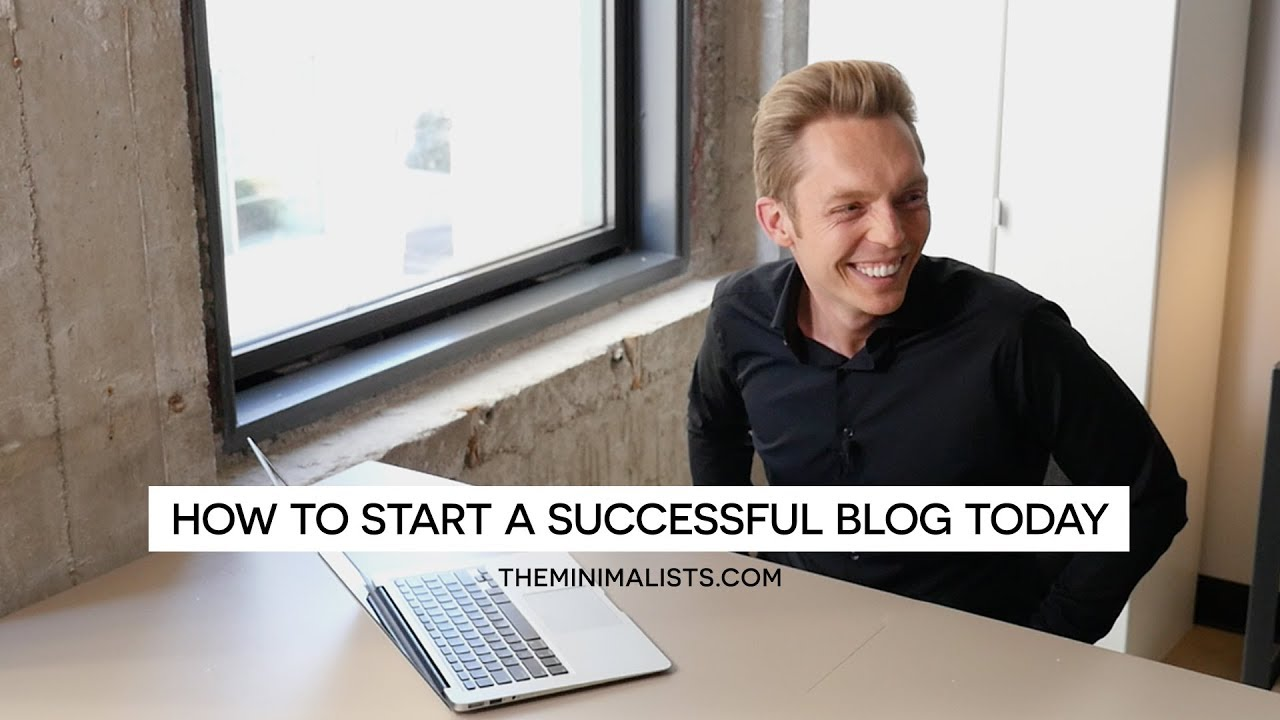 How to Start a Blog in 2019