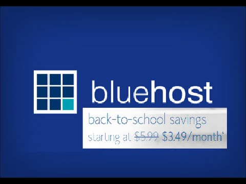 Website Hosting Service Reviews: How To Install Wordpress on BlueHost