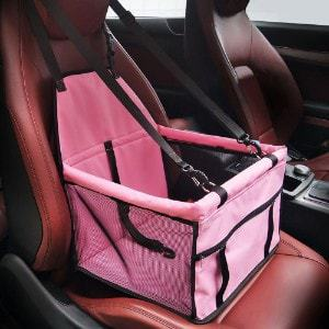 HIPPIH Collapsible Pet Booster Car Seat