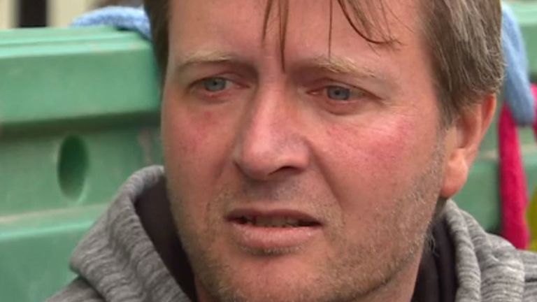 Richard Ratcliffe has been on hunger strike for a week