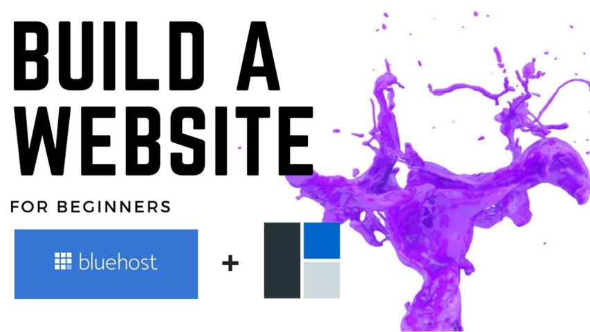 How to Build a Website with Bluehost, Wordpress, and Genesis