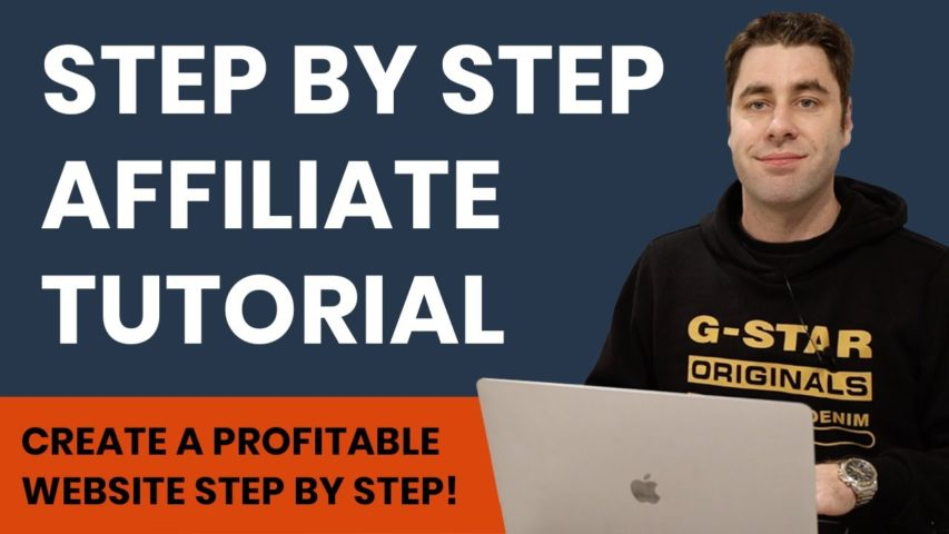 Affiliate Marketing For Beginners: How To Make A Profitable Website (Step by Step 2019)