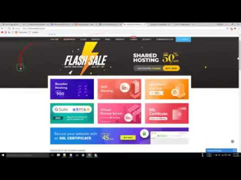 Best Web hosting Sites 2018 Hostgator vs GoDaddy vs Namecheap vs BlueHost vs ResellerClub