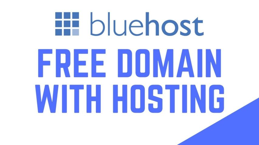 Bluehost Free Domain With Hosting Purchase 2019