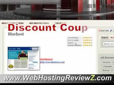 Bluehost Hosting Review | Bluehost Hosting Reviews