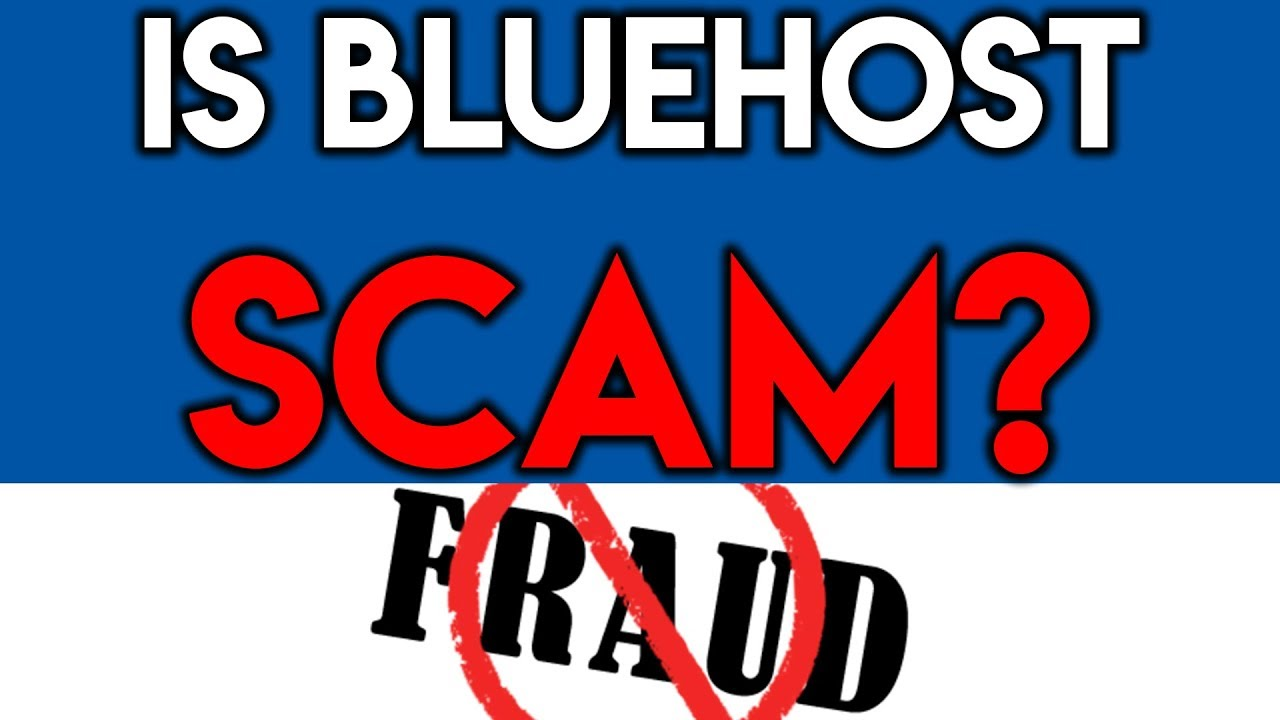 Bluehost Review [2019] - SCAM OR LEGIT?