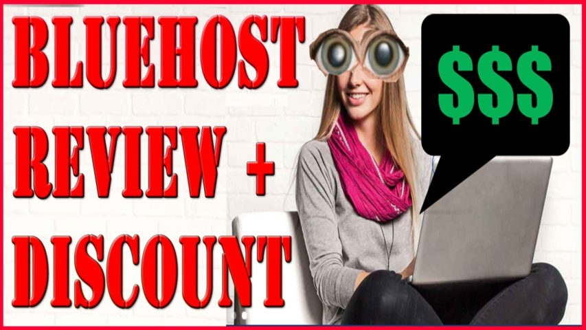 Bluehost Reviews & Bluehost Coupon Code (You $AVE)