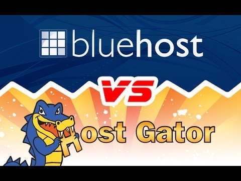 Bluehost vs Hostgator - Uptime and Server Response Times Compared