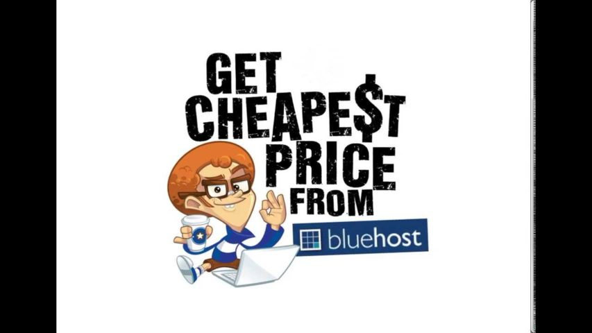 Get cheapest price from Bluehost