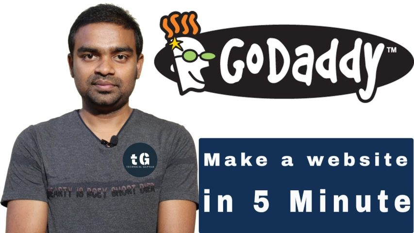 GoDaddy | How to buy a Domain from GoDaddy | buy a domain |