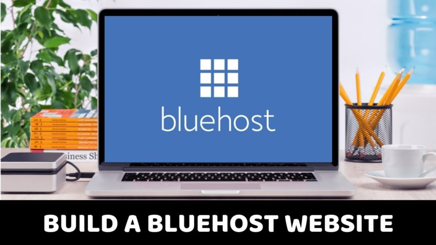 How To Build A Bluehost Website | Bluehost WordPress Tutorial For Beginners 2019.