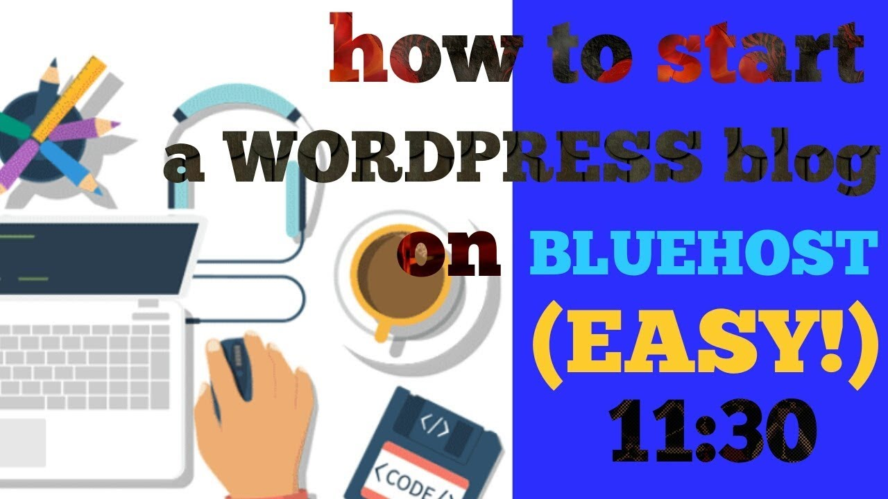 How To Create A Wordpress Blog (Easy!)