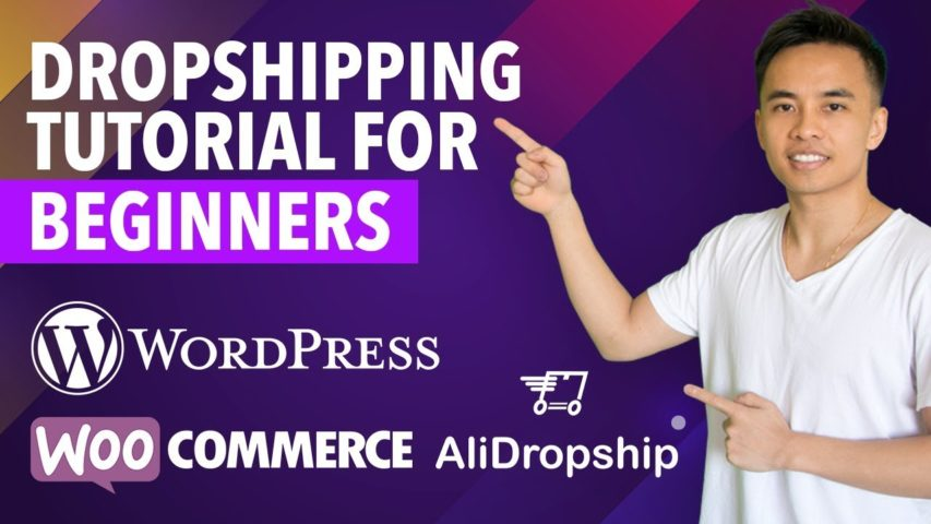 How to Make a WordPress Dropshipping Website with WooCommerce & AliDropship - 2019! NEW!
