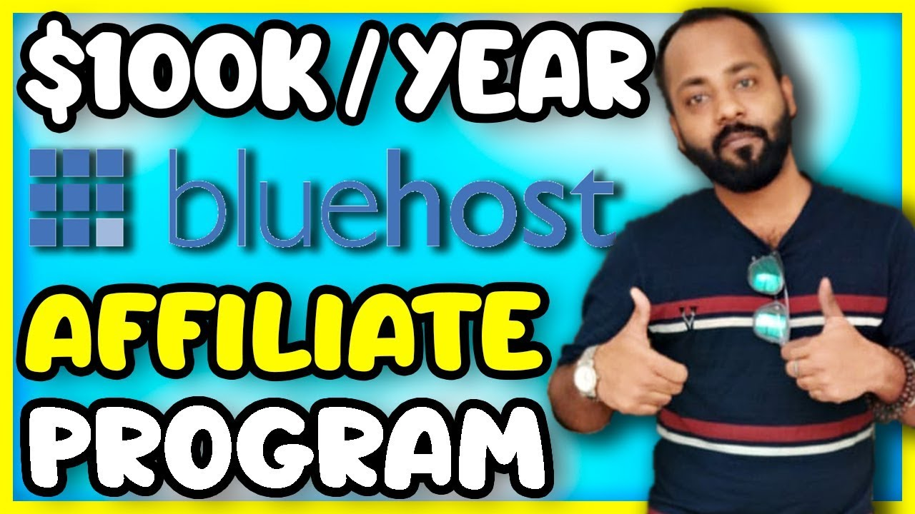 How to Promote Web Hosting Affiliate Program | Bluehost Affiliate Program Review