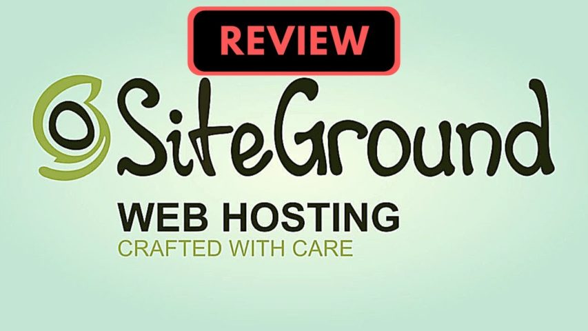 SiteGround Review - Full  WordPress Hosting Tutorial ( BEGINNER'S GUIDE FOR WORDPRESS  )