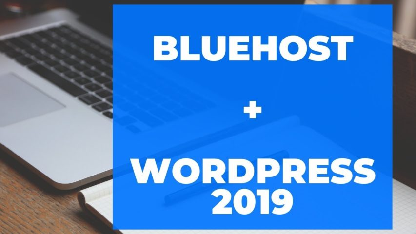 THE BEST HOSTING OF THE WORLD 2019 / Bluehost Wordpress