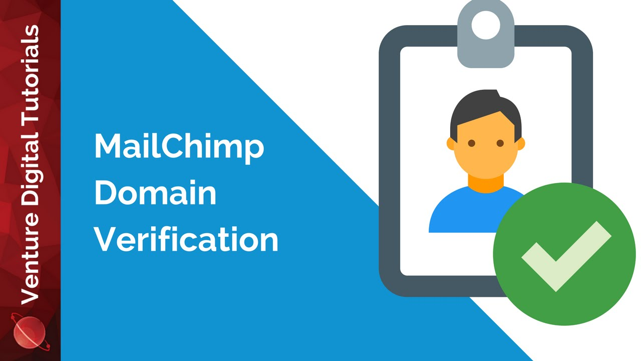 Verify Your Domain In Mailchimp - How To