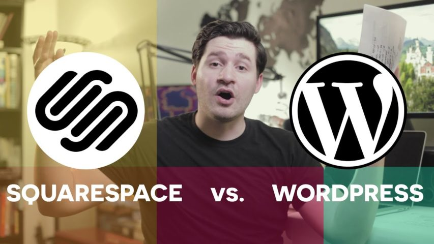 WHICH IS BETTER: Squarespace vs. Wordpress
