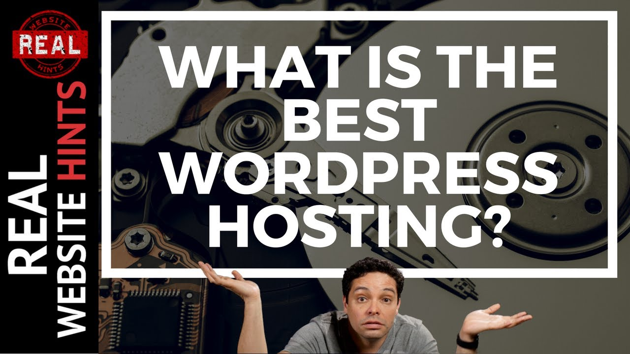 Web Hosting Review   What is the best WordPress hosting? - How To Make A Website #2