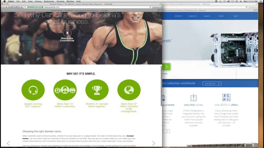 Why I switched GoDaddy for Bluehost