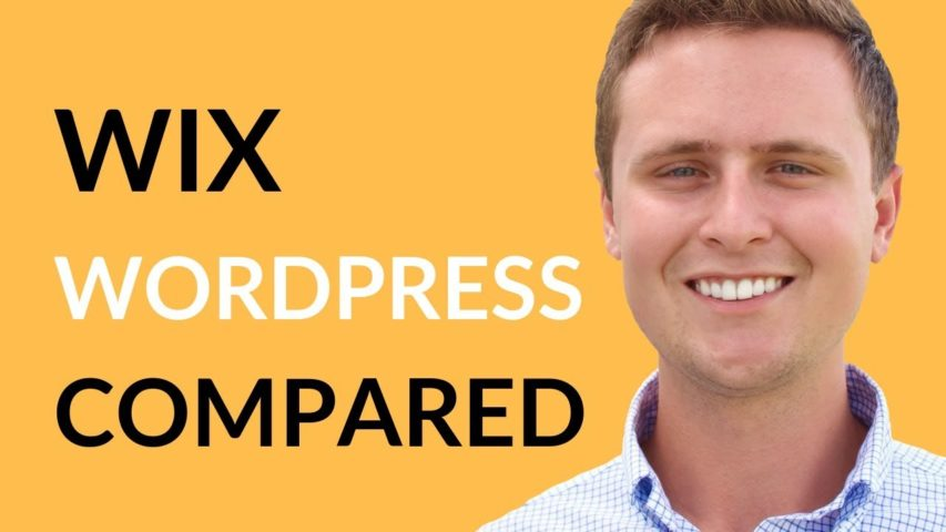 Wix vs. Wordpress - Review