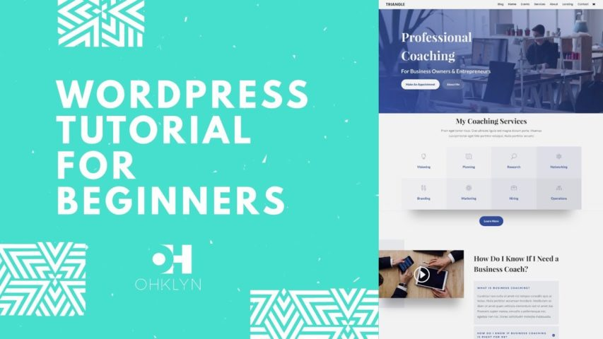 WordPress Tutorial for Beginners 2019 [NEW]