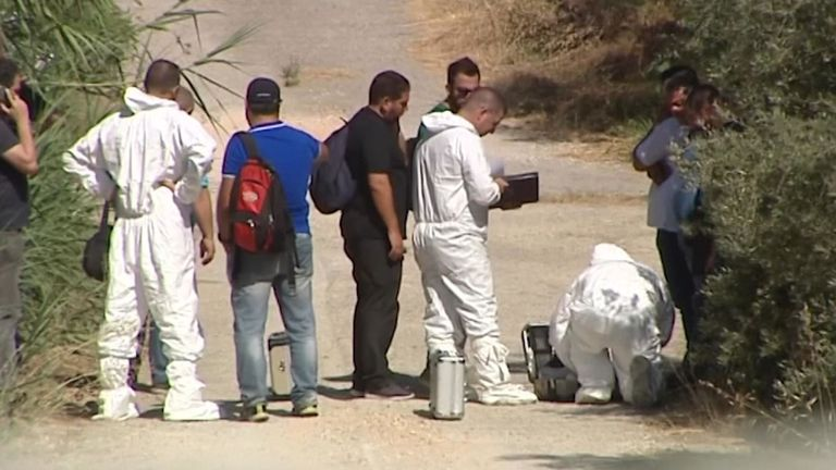 Detectives from Athens have been leading the investigation