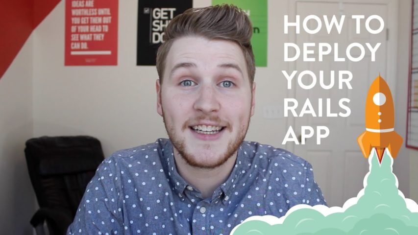 003: How to Deploy Your Rails App