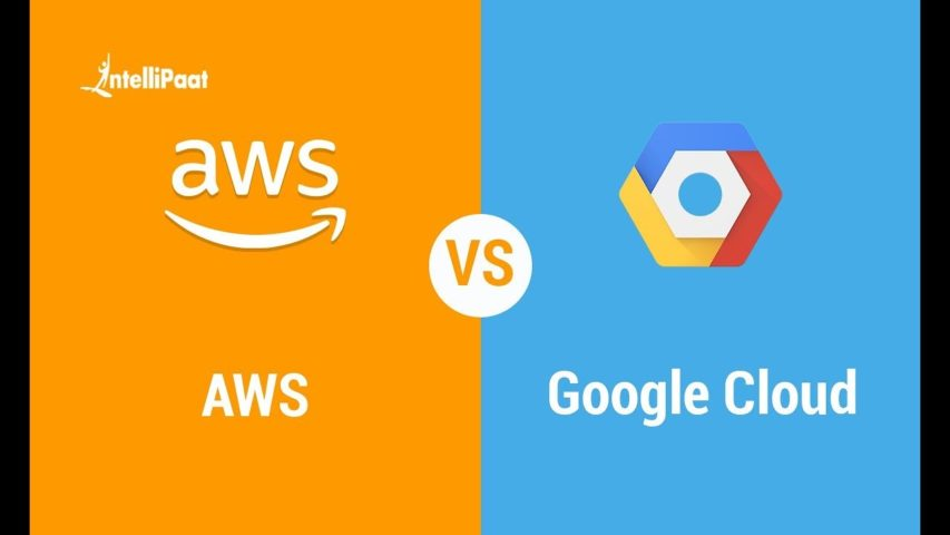 Amazon Web Services vs Google Cloud Platform - AWS vs GCP | Difference Between GCP and AWS