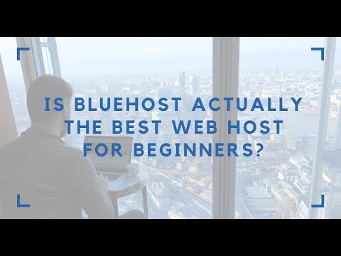 Bluehost Review: Is Bluehost Really the Best Web Host for Beginners?