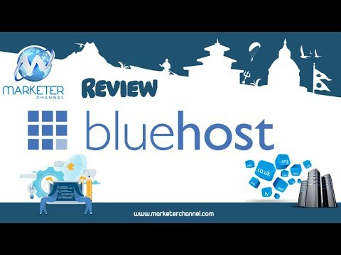 Bluehost wordpress hosting & domain - best web hosting for wordpress 2019