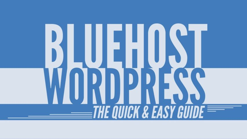 Customizing the Menu in Wordpress - How to Use WordPress with Bluehost | Tutorial 12